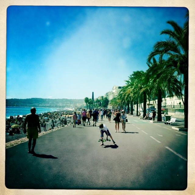 Promenade Anglais Nice 3